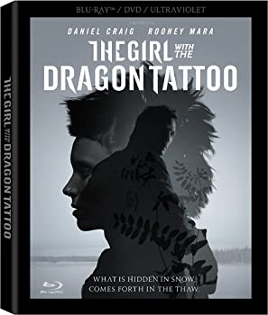 The Girl with the Dragon Tattoo  Three-Disc Blu-ray/DVD Combo + UltraViolet Digital Copy