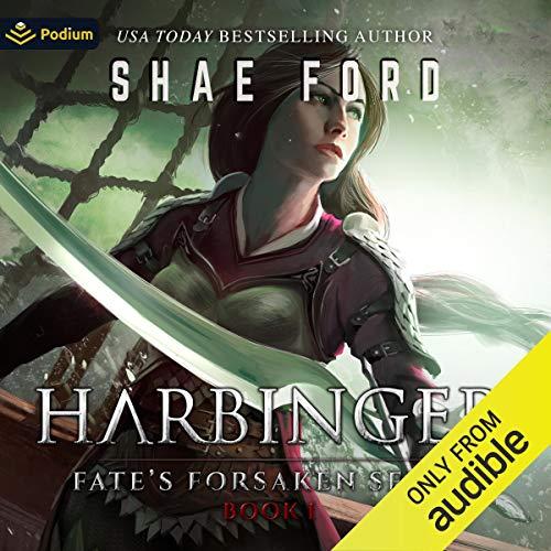 Harbinger Audiobook By Shae Ford cover art