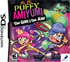 Hi Hi Puffy Ami Yumi The Genie and the Amp - Nintendo DS