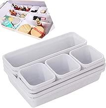 Amazon.fr : organiseur de tiroir - Salle de bain / Rangement ...