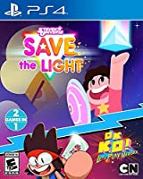 Stephen Universe: Save the Light & OK K.O.! Let's Play Heroes (輸入版:北米) - PS4