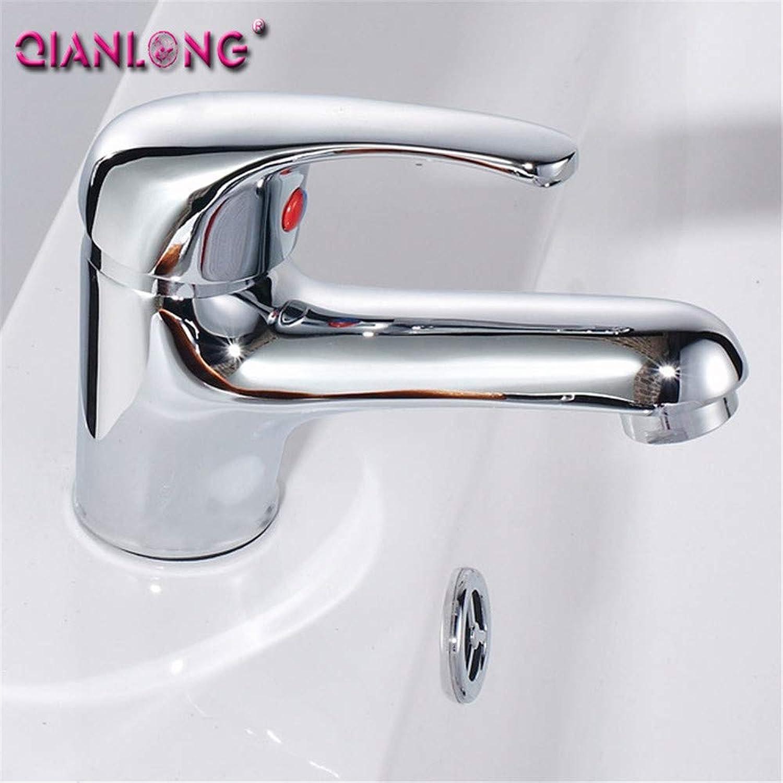 JONTON Faucet basin mixer hot and cold mixing basin wash basin faucet copper faucet