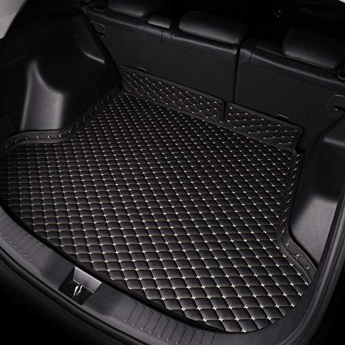 GLEETIEZ Alfombrillas Personalizadas para Maletero de Coche revestimientos de Carga Alfombra de Arranque,para Mercedes-Benz W203 W204 W205 W201 W202 AMG C43 C63 C200 C220