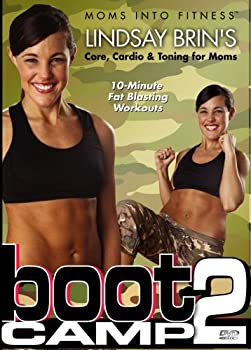 Lindsay Brin s Boot Camp 2 DVD with Moms Into Fitness