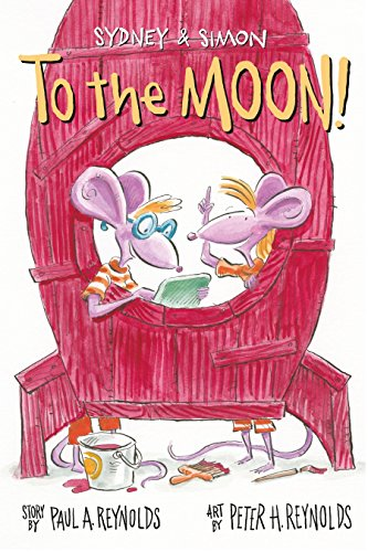 Sydney & Simon: To the Moon! (English Edition)