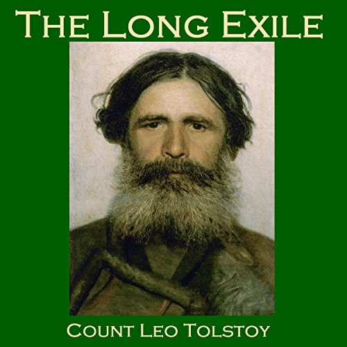 The Long Exile audiobook cover art