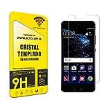 actecom® Protector Pantalla 2.5D 9H para Huawei P10 P 10 Cristal Vidrio Templado