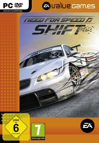 Need for Speed Shift [Software Pyramide] [Importación alemana]