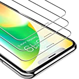 UNBREAKcable 9H Härtes Panzerglas [3er Pack] Kompatibel mit iPhone XS/X/10, 2.5D Panzerglasfolie,...