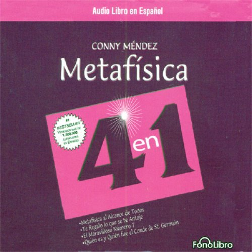 Metafisica 4 En 1 Volumen 2 Power Through Metaphysics Audible Audio Edition Conny Mendez Isabel Varas Fonolibro Inc Audiolibros Audio Libros Audible Audiobooks