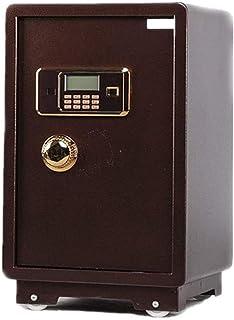 WANGJUNXIU Safe, Office Bank Password Safe Box 70cm In-wall Bedside Anti-theft Large Safes All Steel Safe Deposit Box - Br...