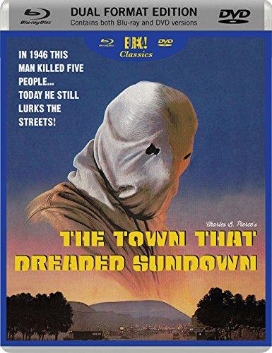 The Town That Dreaded Sundown (1976) Dual Format