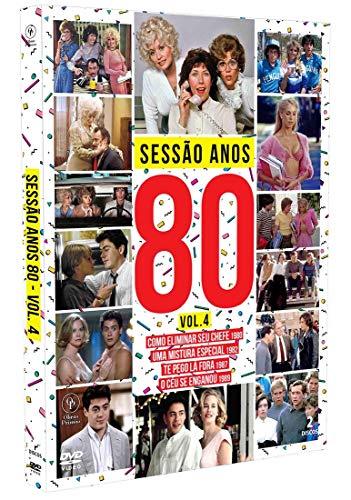 Sessão Anos 80 Vol. 4 [Digipak com 2 DVD's]
