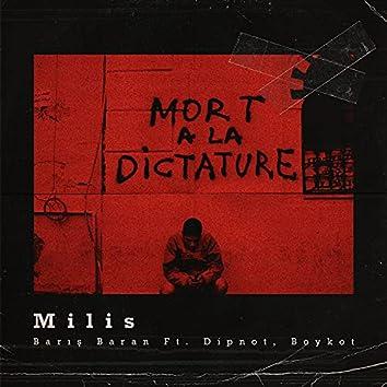 Milis (feat. Dipnot & Boykot)