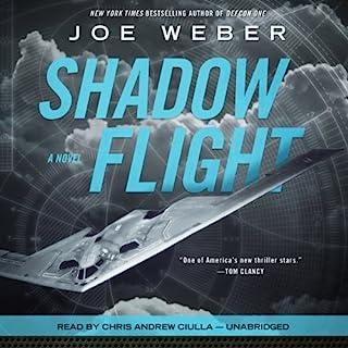 Shadow Flight audiobook cover art