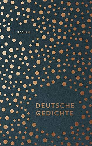 Deutsche Gedichte: Eine Anthologie