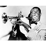 Wee Blue Coo Vintage Fotografie Portrait Louis Armstrong