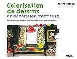 Colorisation de dessins en décoration intérieure - Techniques de mise en couleurs et gestion des harmonies