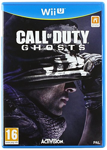 NEW & SEALED! Call of Duty Ghosts Nintendo Wii U Game UK PAL
