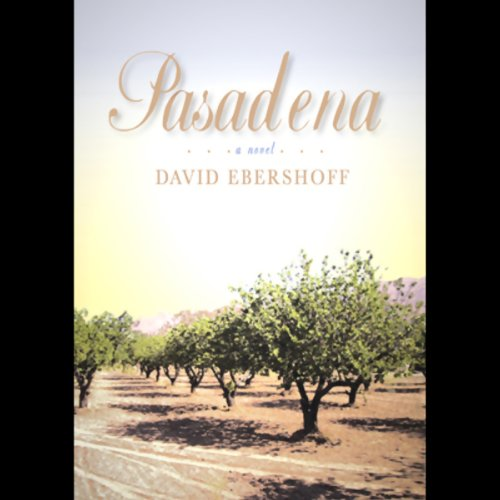 Pasadena audiobook cover art