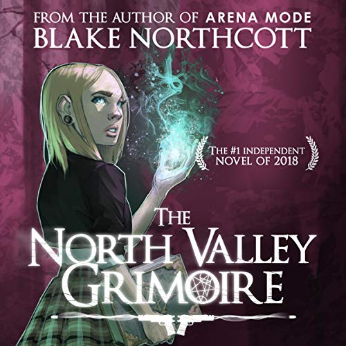 The North Valley Grimoire audiobook cover art