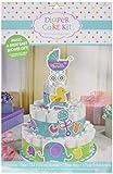 Amscan Baby Shower Diaper Cake Kit