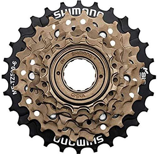 SHIMANO Unisex– Erwachsene Zahnkranz Kassette-2093014600 Kassette, Grau, Einheitsgröße
