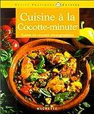 La Cuisine à la cocotte minute