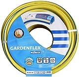 Hozelock 132932 Gardenflex Slauch gelb / blau (19 mm) 50 Meter
