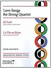 Love Songs for String Quartet: