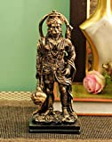 TIED RIBBONS Lord Hanuman Idol Statue (22 cm X 9 cm) - Hanuman Idol Figurine for Temple Table Desktop Home Decoration Indian God Idol