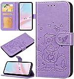 Robinsoni Custodia Compatibile con Huawei Honor 8A Case Portafoglio Chiusura Magnetica Far...