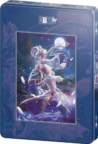Schmidt Spiele 59805 - Fukami, Amazone, 1000 Teile Puzzle, in Metalldose