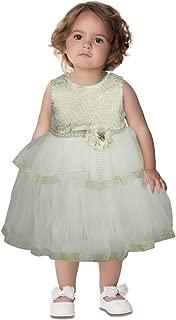 Kaioppi Flower Girl Dresses Toddler Little/Big Girls Birthday Party Dress (2-3)