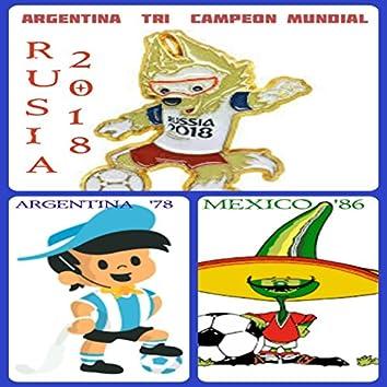 Argentina Tri Campeon Mundial
