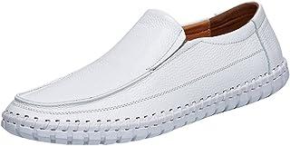 Dooxi Hommes Décontractée Plat Loafers Chaussures Mode Confort Mocassins Conduite Chaussure Chaussures de Bateau