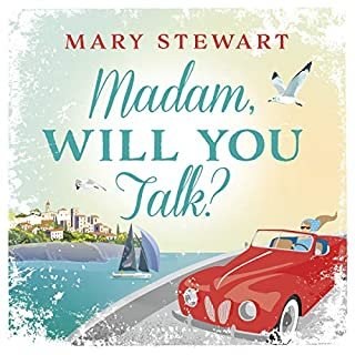 Madam, Will You Talk? audiobook cover art