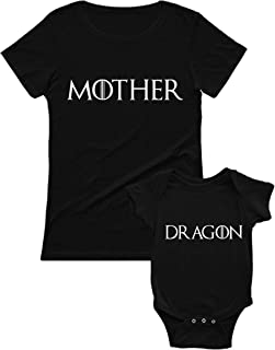 Regalo Divertido para Mam/á Green Turtle Battery Charge Set Camiseta Mujer y Body beb/é