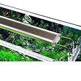 Wall Spotlights Luz LED para Acuario, Luz del Tanque de Peces Soportes Ajustables, Luces Plantadas de Espectro Completo, para Plantas Pecera Agua Dulce