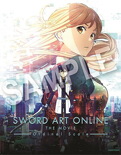 Sword Art Online the Movie Ordinal Scale BLURAY