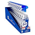 Napisan Spray Igienizzante Multisuperfici, Classico, Confezione da 12 Spray Igienizzanti, Spray da 750 ml