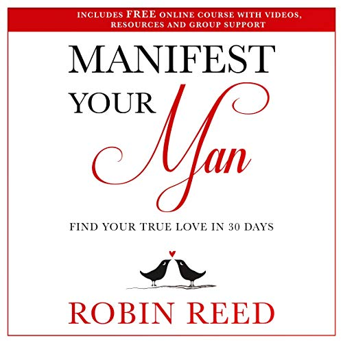 Manifest Your Man audiobook cover art