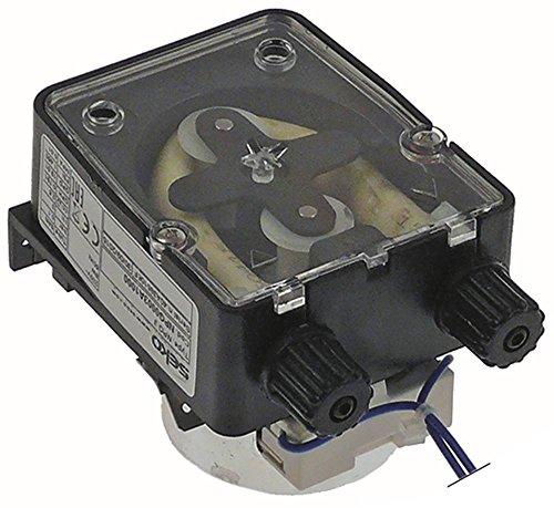 Zanussi Dosiergerät SEKO NPG3 für Reiniger Spülmaschine LS32 LS6 WT ET5 LS10 LV12 WT50 ET12 HT1200 LS9 Hydra