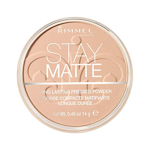 Rimmel - Pressed powder stay matte mohair 007 by