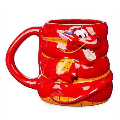 Disney Mushu Figural Mug – Mulan