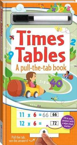 Pull the Tab: Times Tables (2019 Ed)