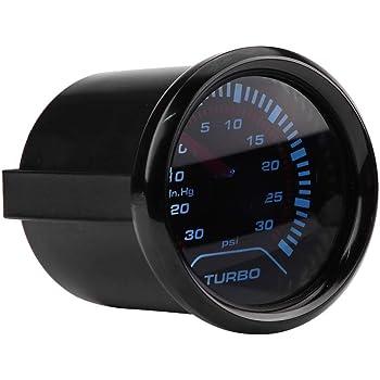 12V Manometro Pressione Turbo Race Sport 52mm Sumex Gaug701 Race Sport