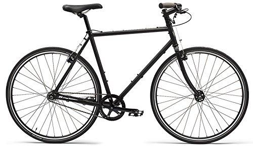 2. Handsome Fredward Single Speed City Bicycle Matte Black