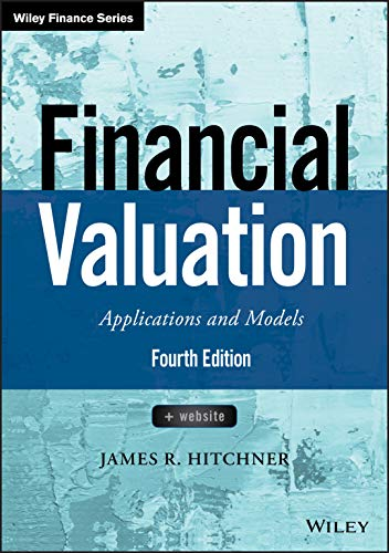 Financial Valuation, + Website: Applications and Models (Wiley Finance)