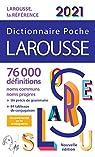 Larousse de poche 2021 par Larousse